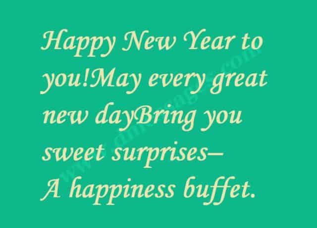 New year motivational messages for friends