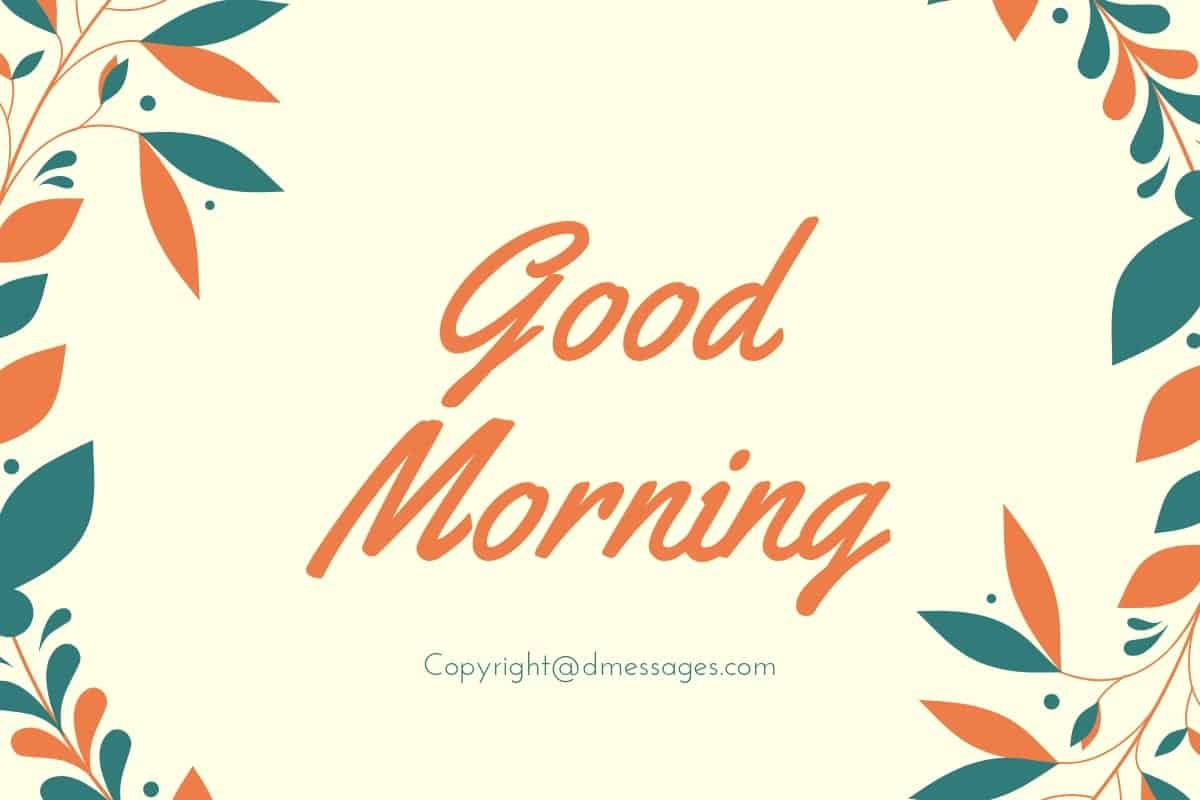 inspiration good morning quotes