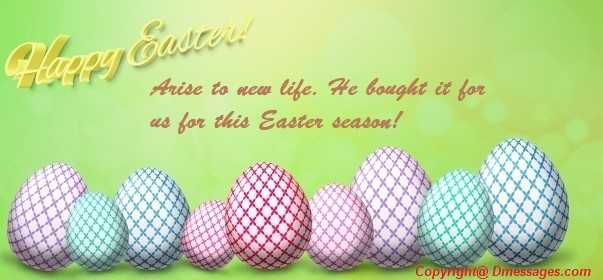Catholic easter messages for cards