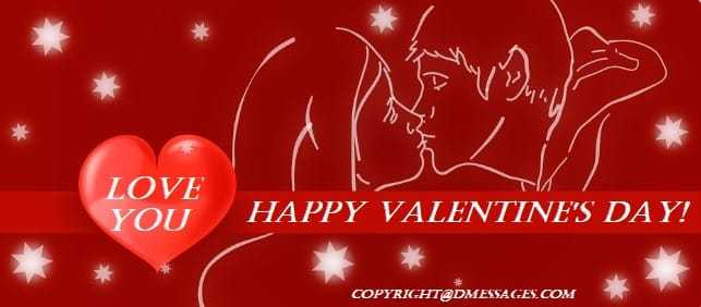 Cute valentines day quotes for girlfriend