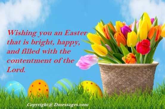 Easter messages for kids
