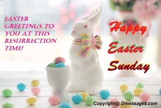 Greetings for easter messages
