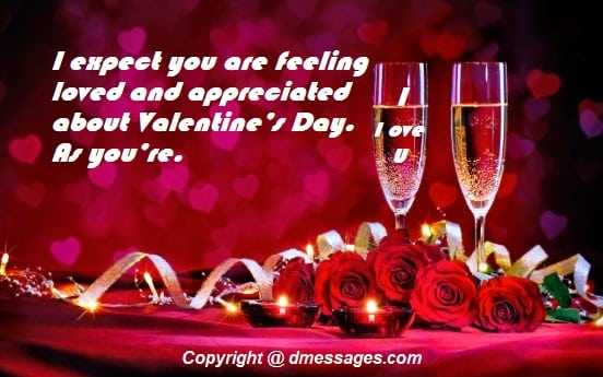 Happy valentines day 2019 messages