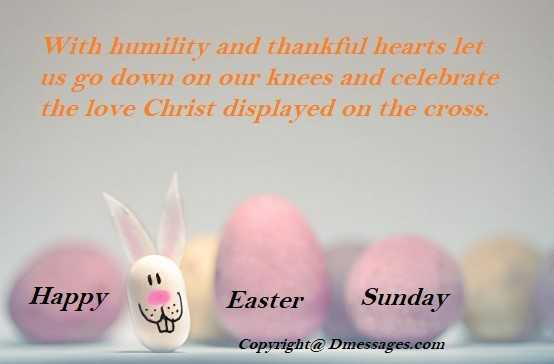 Religious easter wishes messages
