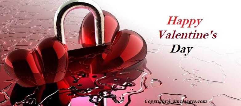 Valentine day wishes sms