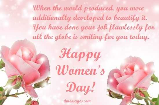 international women's day wishes greetings