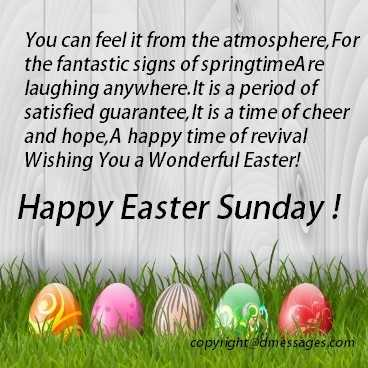 Best 55 Happy Easter Wishes Messages Easter Wishes Sms Quotes