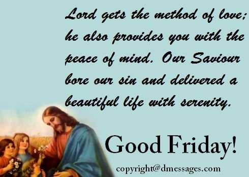 good friday wishes for her