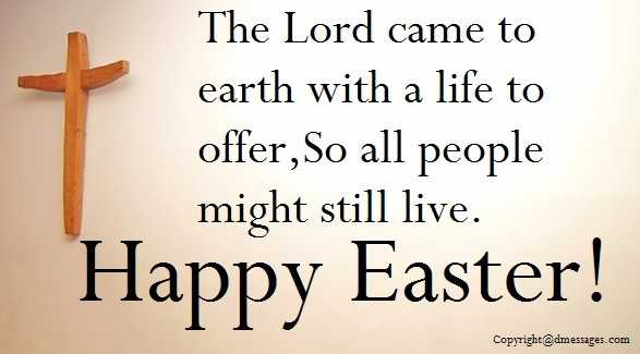 happy easter bible quotes