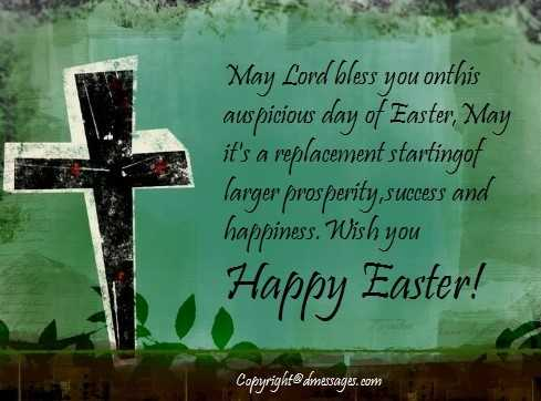 happy easter inspirational quotes