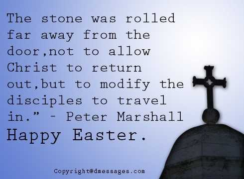 religious easter quotes
