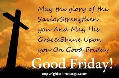 wishes for good friday