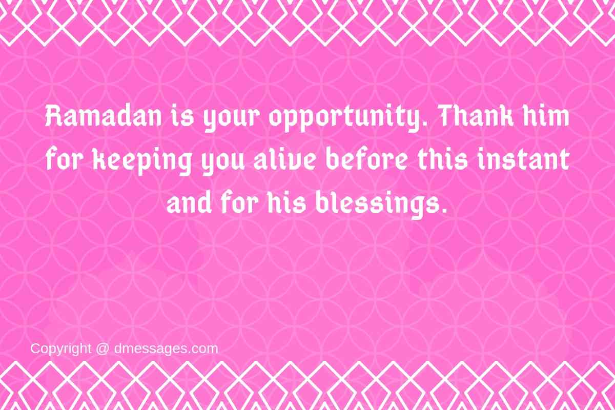 Ramadan kareem messages 2020-Short ramadan messages