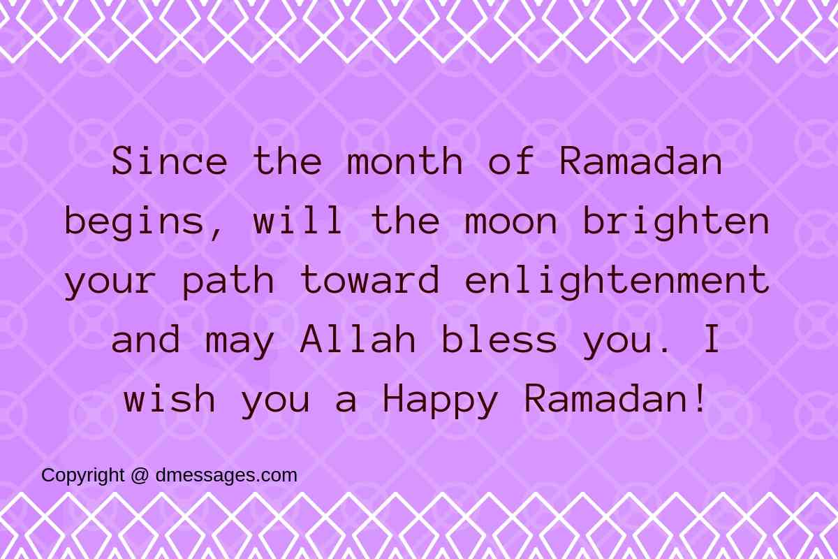 Ramadan kareem messages in english-Islamic messages for ramadan