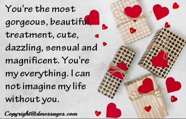 crazy love messages for girlfriend