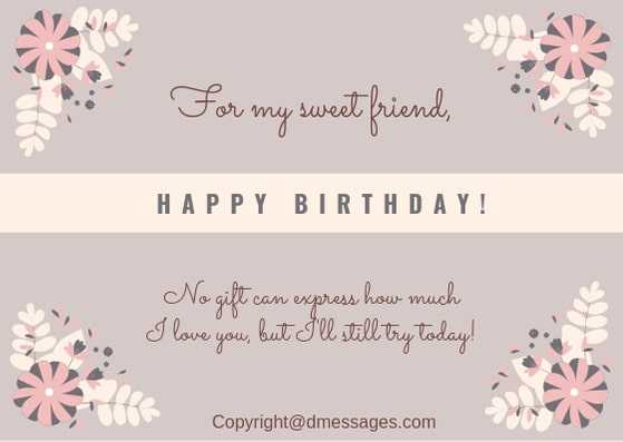 birthday wishes for friend male